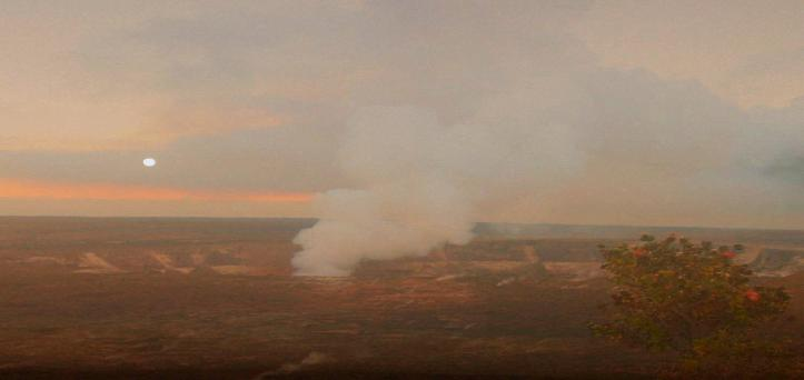 Kilauea Volcano Hawaii Volcanoes National Park tours and sightseeing